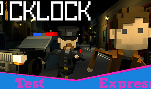 [Test Express][Nintendo Switch] Picklock