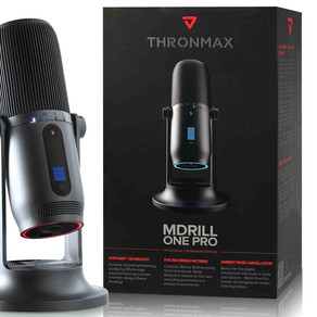 [High Tech][Test] Microphone Thronmax MDrill One Pro