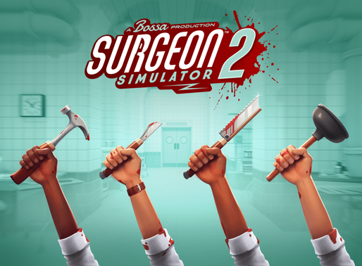 [Preview][Epic Games Store] On a charcuté quelques patients dans Surgeon Simulator 2