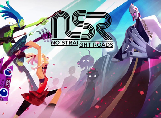 [Test][Epic Games Store] No Straight Roads
