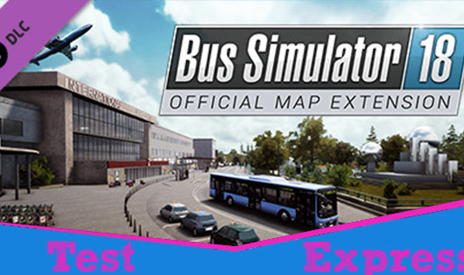 [Test Express][Steam][DLC] Bus Simulator 18