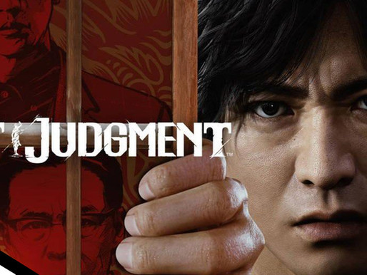 [Test][PlayStation 5] Lost Judgment