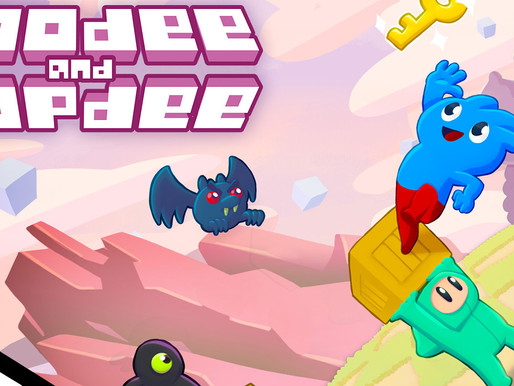 [Test'1D][Steam] Toodee and Topdee