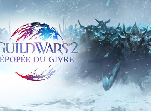 Guild Wars 2 dévoile sa nouvelle extension L'Épopée du givre: Champions et sa roadmap