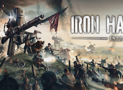 [Preview][Steam] On a pris part aux batailles glaciales de la campagne Saxony  d'Iron Haverst