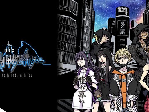 [Test][PlayStation 4] NEO: The World Ends with You