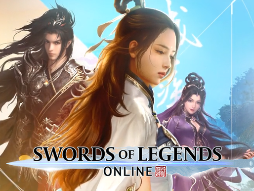 [Preview] On a découvert les légendes de Swords of Legends Online