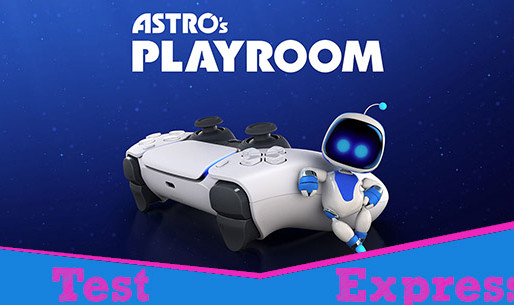 [Test Express][Playstation 5] Astro's Playroom