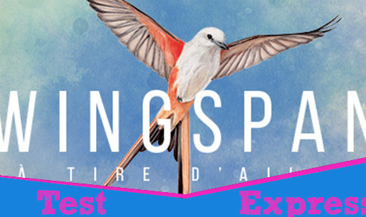 [Test Express][Nintendo Switch] Wingspan