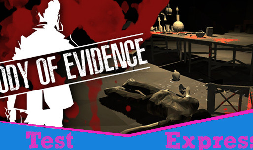 [Test Express][Nintendo Switch] Body of Evidence