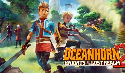 Oceanhorn 2: Knights of the Lost Realm commencera son aventure sur Nintendo Switch le 28 octobre