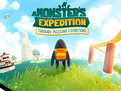 [Test'1D][Nintendo Switch] A Monster's Expedition
