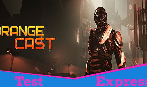 [Test Express][Steam] Orange Cast: Sci-Fi Space Action Game