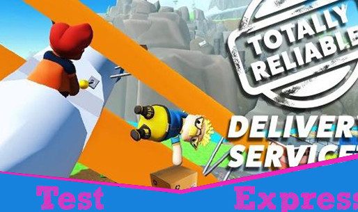 [Test Express][Steam] Totally Reliable Delivery Service