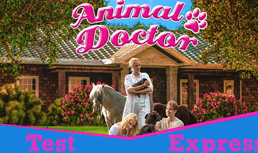 [Test Express][PlayStation 4] Animal Doctor