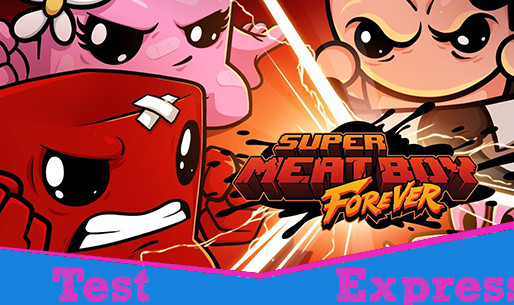 [Test Express][Epic Games Store] Super Meat Boy Forever