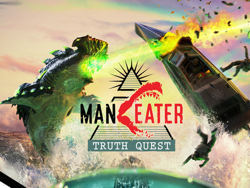 [Test][DLC][Epic Games Store] Maneater: Truth Quest