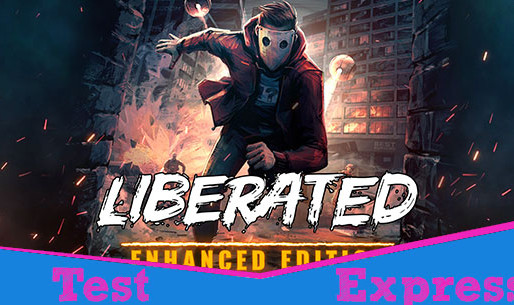 [Test Express][Nintendo Switch] Liberated: Enhanced Edition
