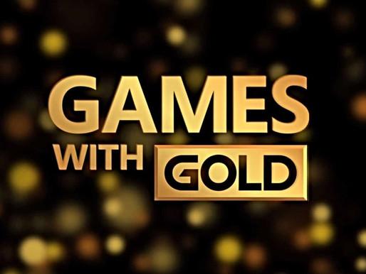 Les jeux gratuits du Games With Gold d'octobre