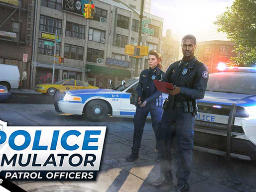 [Test Express][Steam][Early Access] Police Simulator: Patrol Officers