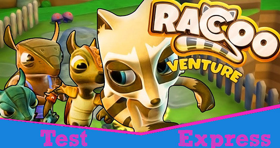 [Test Express][Early Access][Steam] Raccoo Venture