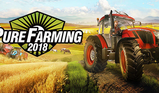 [Test][Steam] PURE FARMING 18