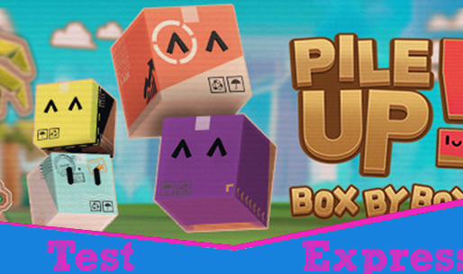 [Test Express][Steam] Pile up! Box by Box