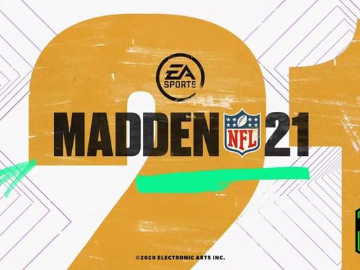 [Xbox 20/20] Patrick Mahomes dévoile Madden NFL 21 depuis chez lui, lors de l'Inside Xbox