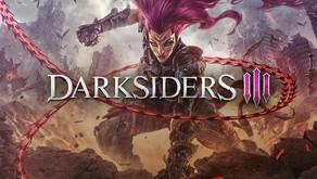 [Paris Games Week][Preview] Petite découverte de Darksiders III et interview avec Florian Emmerich