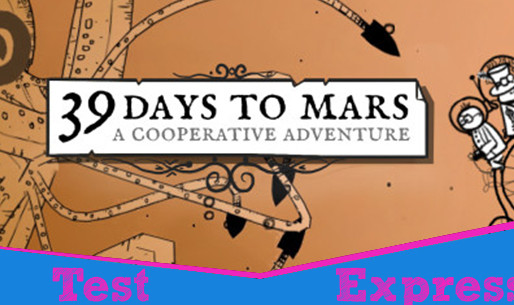 [Test Express][Steam] 39 Days To Mars