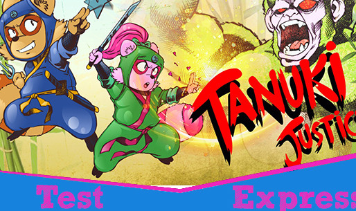 [Test Express][Nintendo Switch] Tanuki Justice