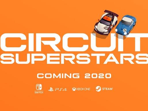 [E3 2019] Square Enix Collective passe la seconde avec son jeu de voiture Circuit Superstars