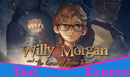 [Test Express] [Nintendo Switch] Willy Morgan and the Curse of Bonetown