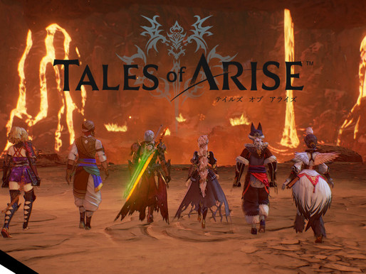 [Test][Steam] Tales of Arise