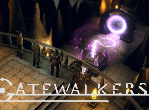 [EGX Digital X PAX Online] Ce weekend, essayez l'Alpha de Gatewalkers