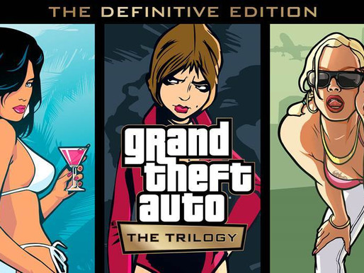 Rockstar Games annonce officiellement Grand Theft Auto: The Trilogy – The Definitive Edition