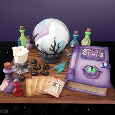 The Witch's Table