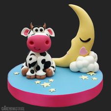 The cow & the moon