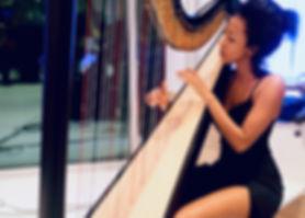 ZEM Harpist singer Songwriter