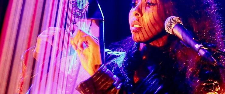 ZEM - 'ZEM Tells her Story' - Live@Escale du Nord (Digital LP)