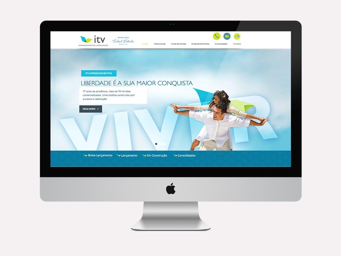 ITV on-line