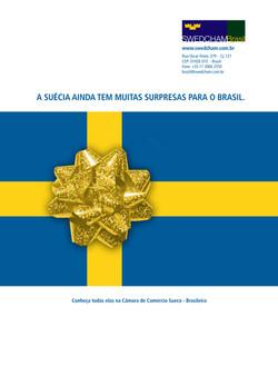 SWEDCHAM - Anúncio