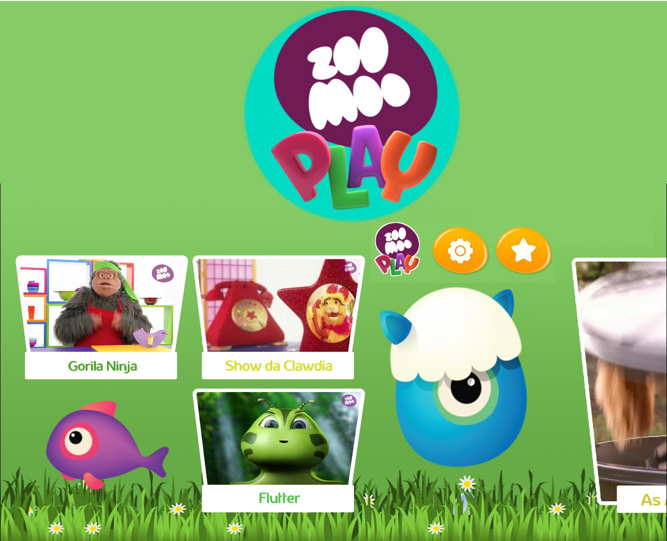 App ZooMoo VOD