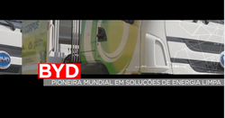 BYD Caminhão Elétrico eT8A