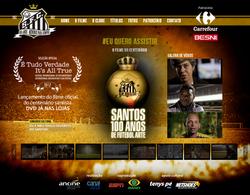 Santos FC, 100 Anos