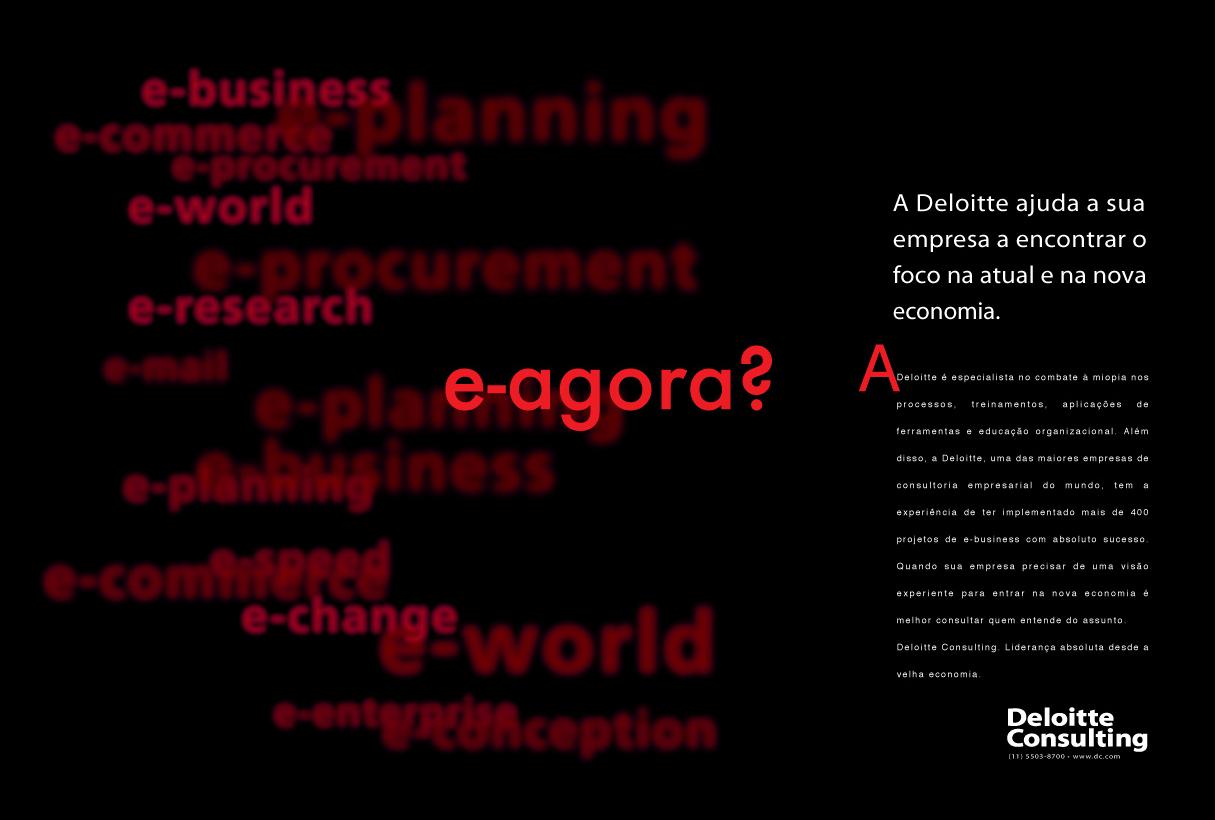 Deloitte e-agora
