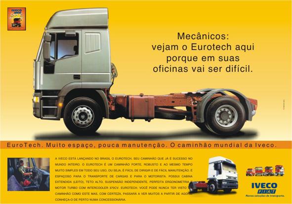 IVECO  EuroTech mecânicos