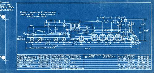 Train Class E-4-A-4