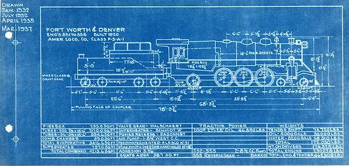 Train F-3-A-1