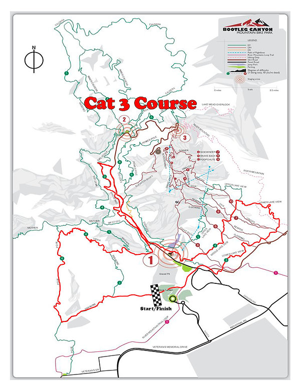 Coyote Classic courses 4_6_2021 Cat 3 Co
